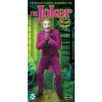 Batman Classic 66 TV Series The Joker Model Kit Moebius Models